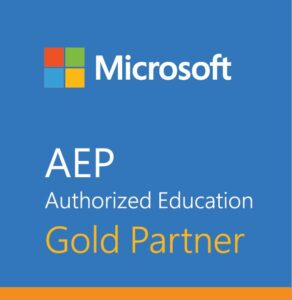 Authorized Education Gold Partner