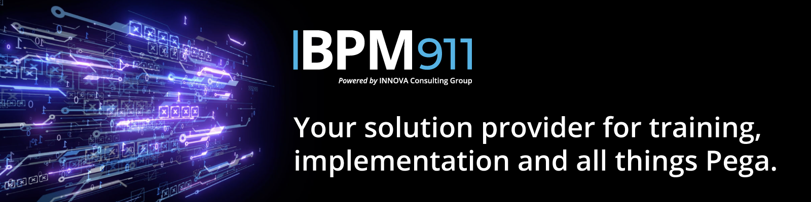 BPM911 Pega Implementation and Training Services